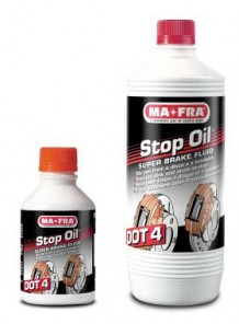 STOP OIL DOT 4 250ML